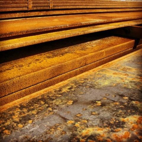 Rusty day….