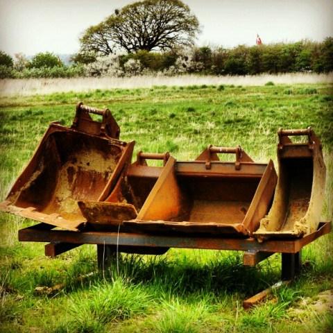 Rust buckets