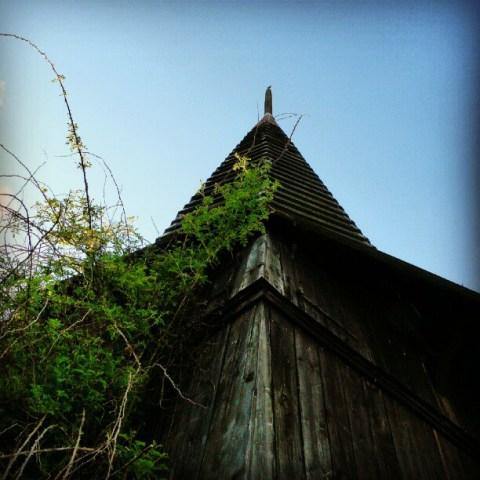 German garden house