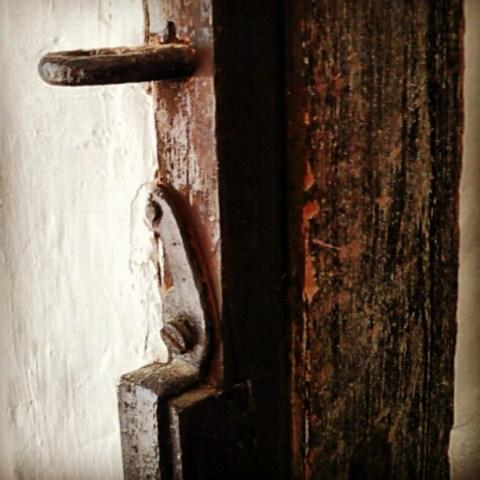 Tønder castle door