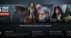 Sixteen DLCs for Witcher 3. Free!