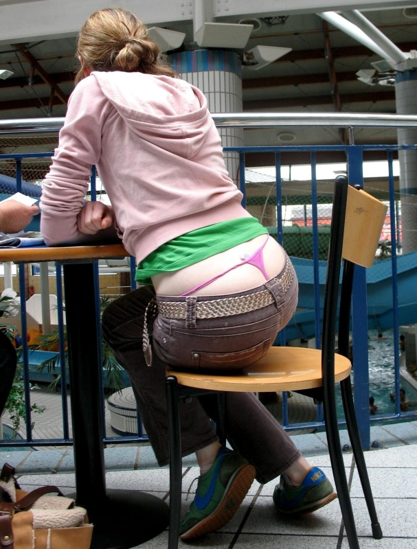 visible panty line spandex leggings