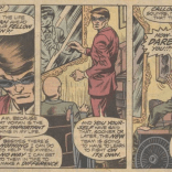 "After the ""Cyclops Has a Good Day"" sketchbook is full, Rachel's going to move on to ""Cyclops tells Professor X to go fuck himself."" (X-Men #102)"