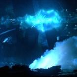 The final fight of X-Men #116 Dark City.