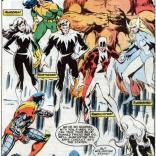 Alpha Flight. (X-Men #120)