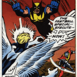 Oh, hey, it's the first Fastball Special! (X-Men #100)