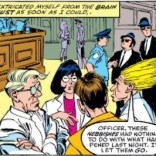 I mean, this panel is fine, but it mainly makes me miss Marc Silvestri. (X-Factor Annual #4)