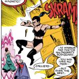 Never change, Callisto. (Uncanny X-Men #253)