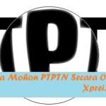 Cara Mohon PTPTN Secara Online