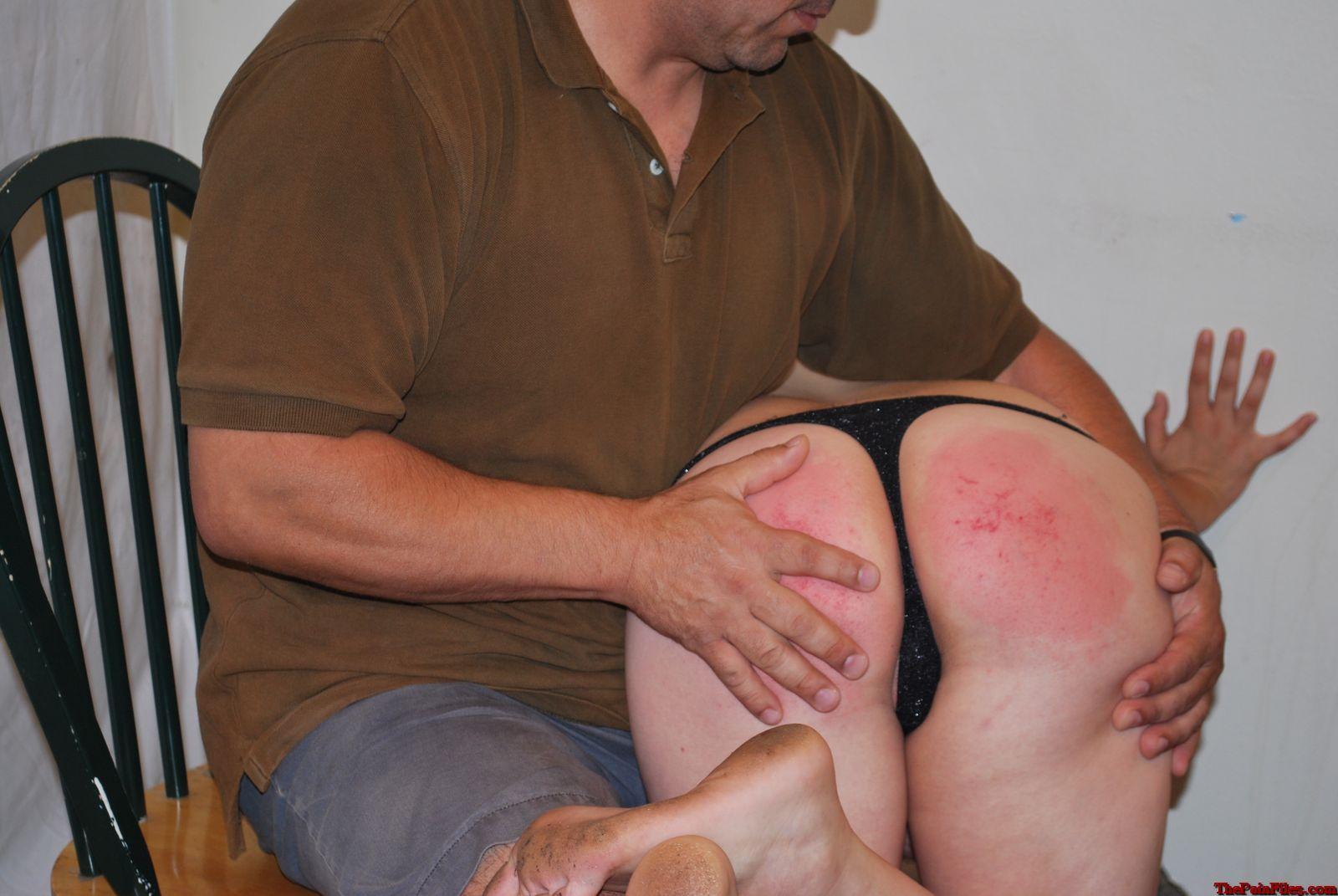 gay spanking punishment