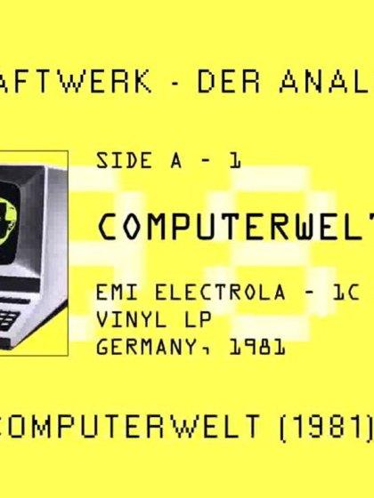 Kraftwerk Computerwelt, Katalog 5, Computerliebe