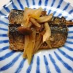 秋刀魚の炒め煮