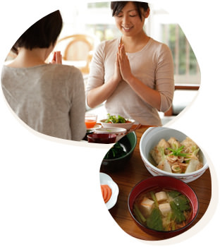 日本の伝統食を見直そう