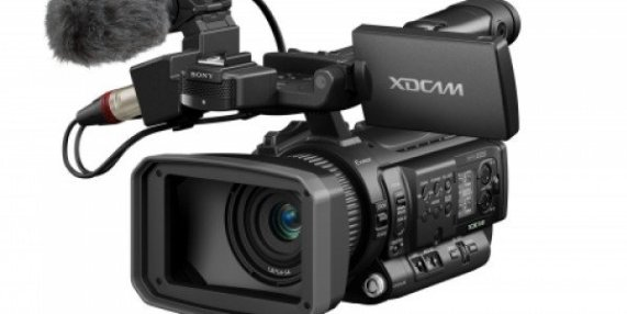 Sony HXR NX30: Handycam Profesional dengan Proyektor Terintegrasi news foto video camcorder foto video