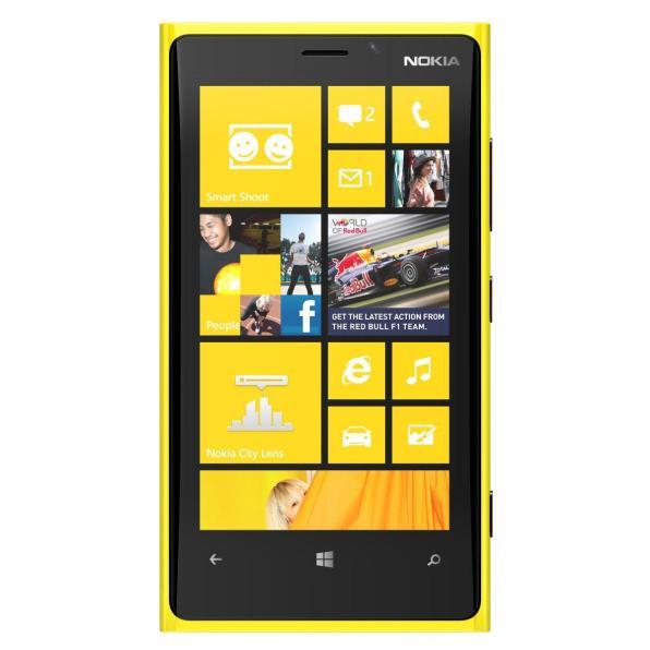 Nokia Lumia 920 - Depan