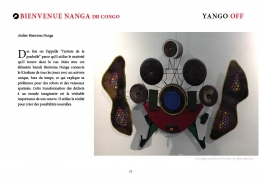 BIENVENUE NANGA DR CONGO