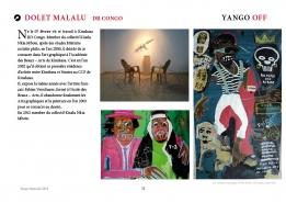 DOLET MALALU DR CONGO