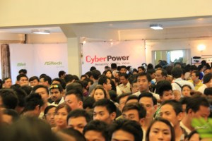 2013 Swan Hotel IT Fair in Mandalay