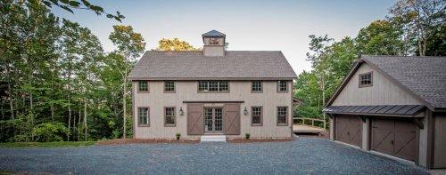 Medium Of Yankee Barn Homes
