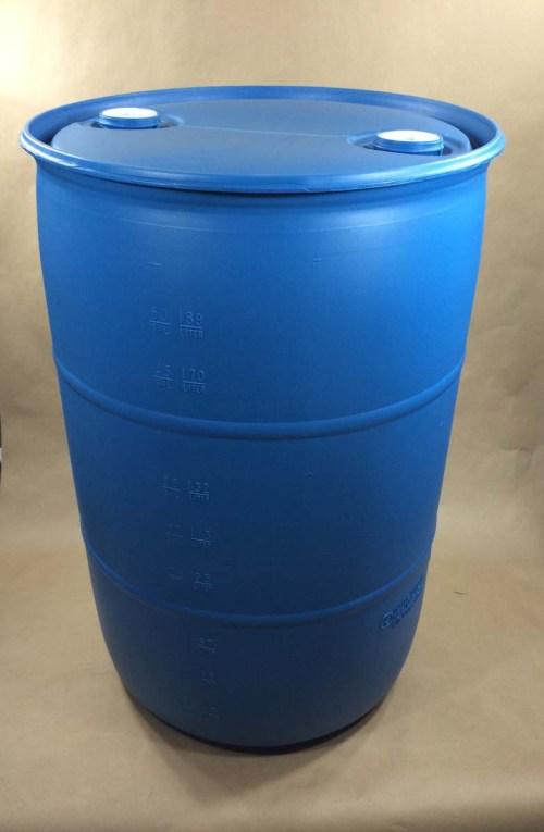 Medium Of 55 Gallon Plastic Drum