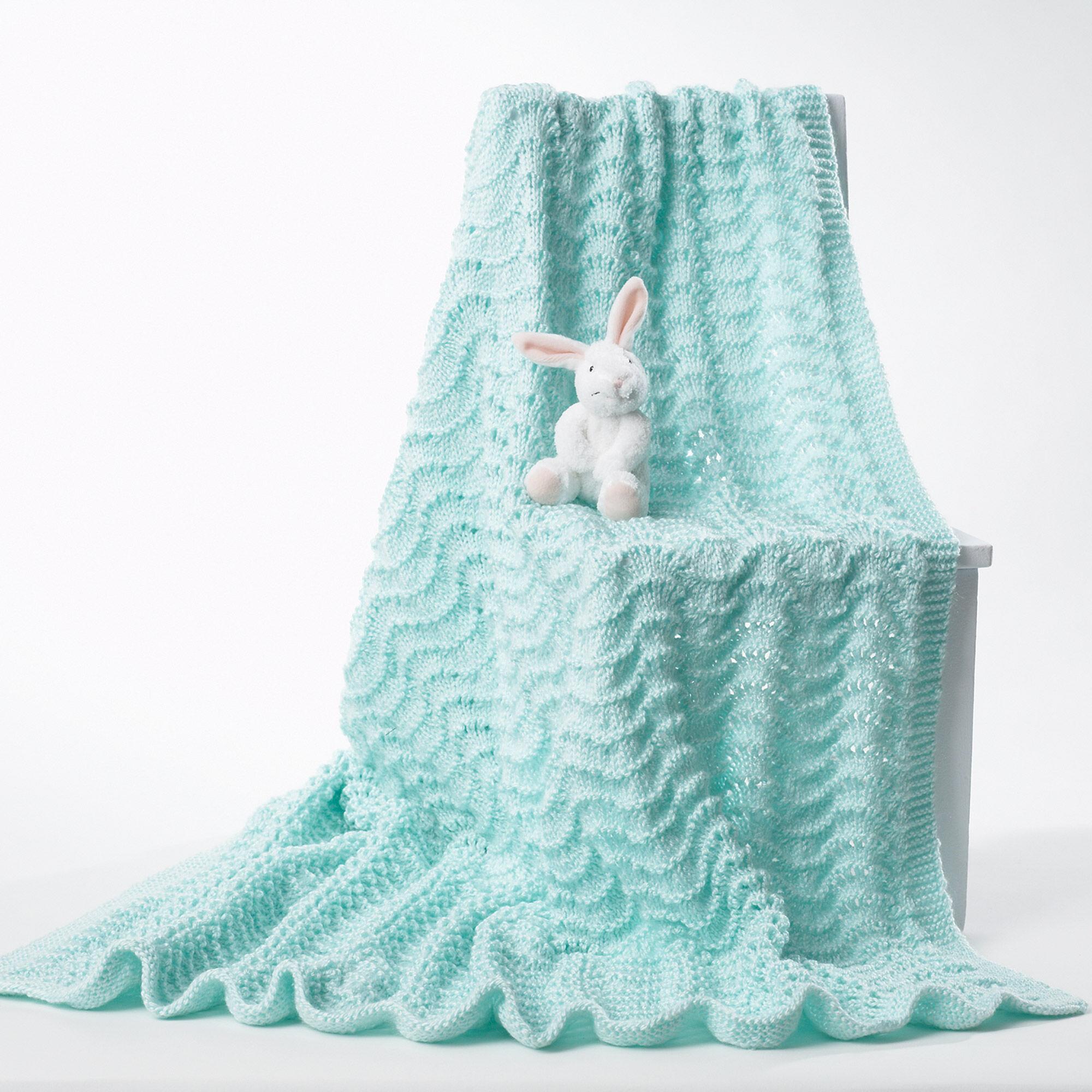 Fullsize Of Knit Baby Blanket