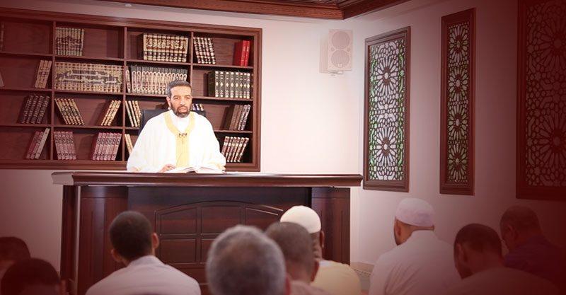 مجالس الإحسان مع ذ. عبد الكريم العلمي |12| فلا اقتحم العقبة!
