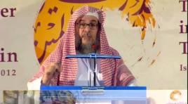 كلمة د.أحمد عبد الرحمن الصويان في افتتاح المؤتمر