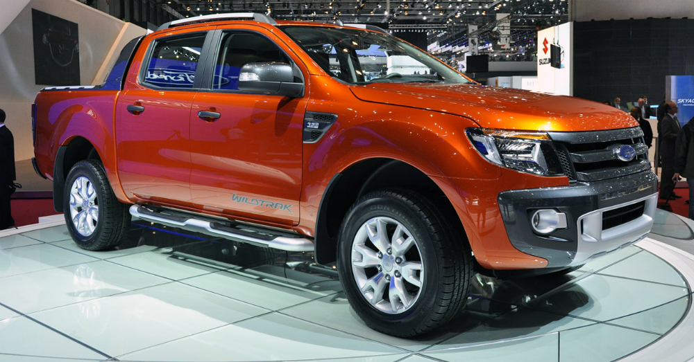 A Peek into the 2015 Ford Ranger