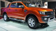 2015 Ford Ranger Orange