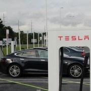 10.29.16 - Tesla Charging Station