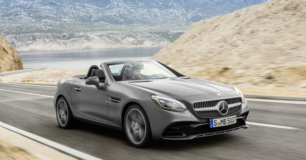 04.17.17 - Mercedes-Benz SLC
