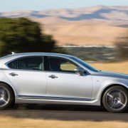 2017 Lexus LS is checking of the boxes for you.
