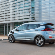 There's no question, we're bridging the EV gap and the Chevy Bolt is helping us along the way.