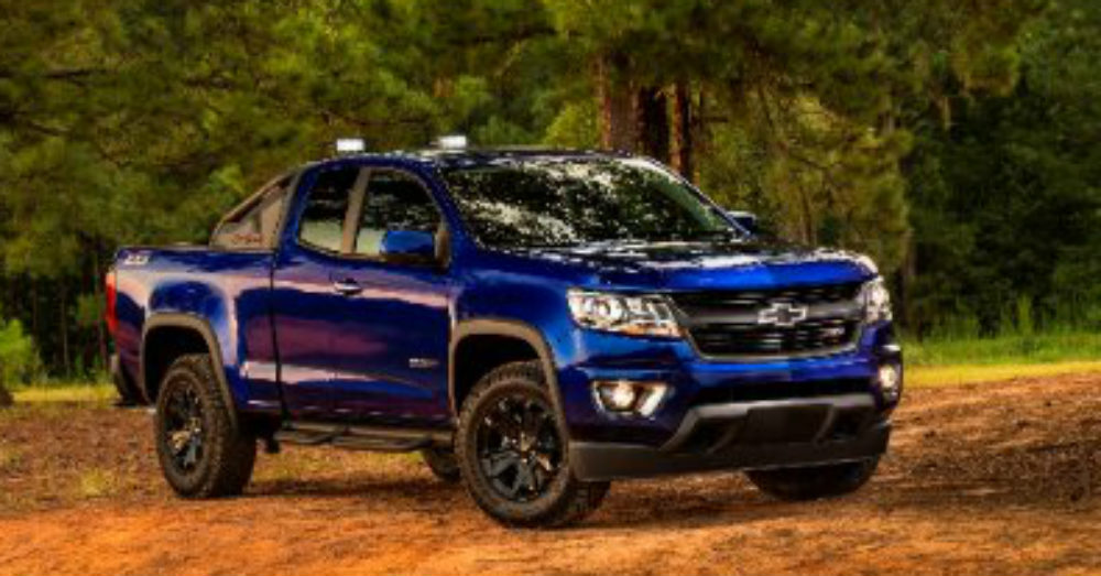 A New Truck that Celebrates an Anniversary
