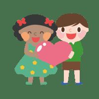 バレンタイン 絵本
