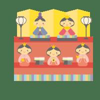 ひな祭り イラスト