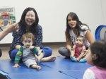Les rencontres du Groupe parent-enfant se poursuivent cet été