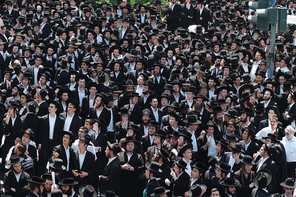 100000 haredim mother of all demonstrations