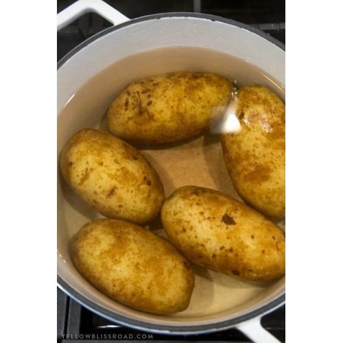 Medium Crop Of How Long Do You Boil Potatoes