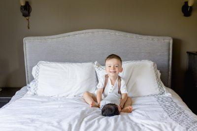Mississauga Newborn Lifestyle Photographer | Welcoming ...