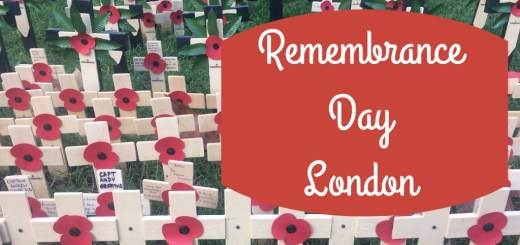 Remembrance day with kids UK