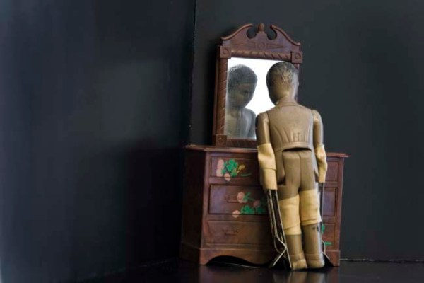 Tom Reflected from The McCann Family by Karen Davis