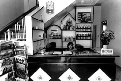 Tourist Hotel, Dalat by Karen Davis