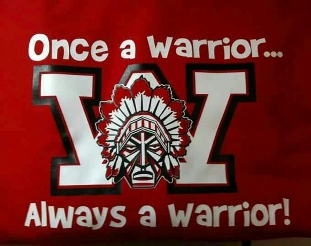 Once A Warrior....Always A Warrior!