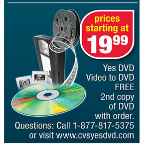 CVS Free 2nd DVD copy- 031713