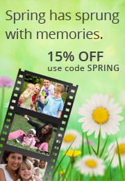 YesVideo Blog - 15% off - March2013