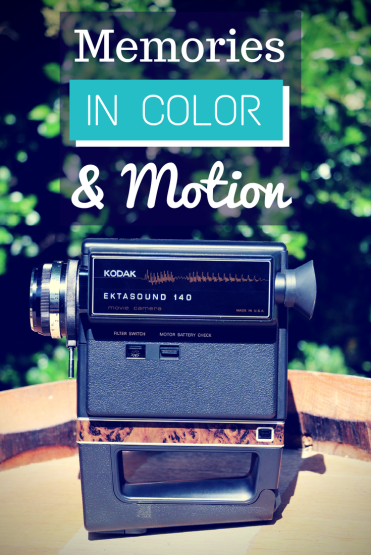 Memories in Color and Motion - Kodak Ektasound 140