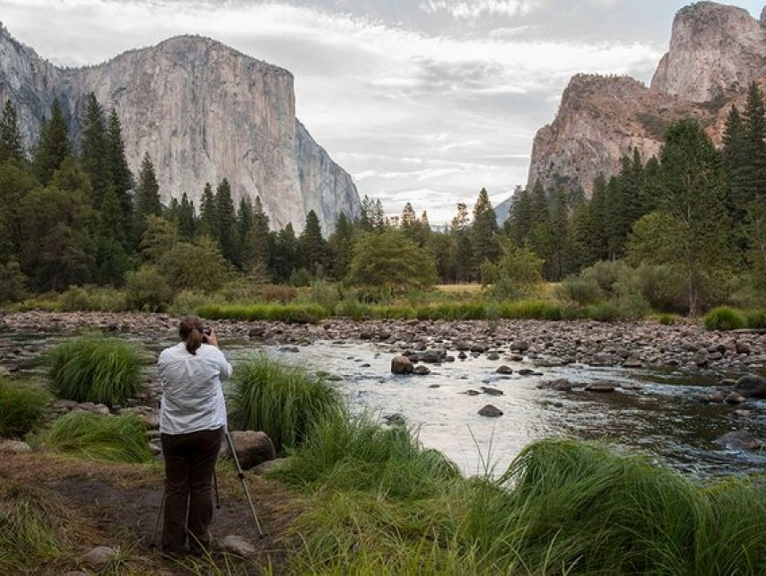 Yosemite Photography Workshops Golub