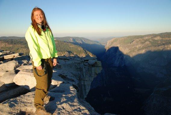 Hike Half Dome at Sunrise