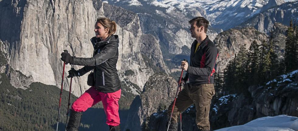 Yosemite Snowshoe Adventures Await